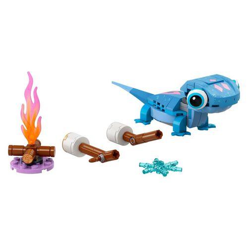 Lego Disney Princess Bruni The Salamander Buildable Character 43186