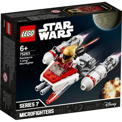 LEGO Star Wars Episode IX Resistance Y-wing Microfighter 75263