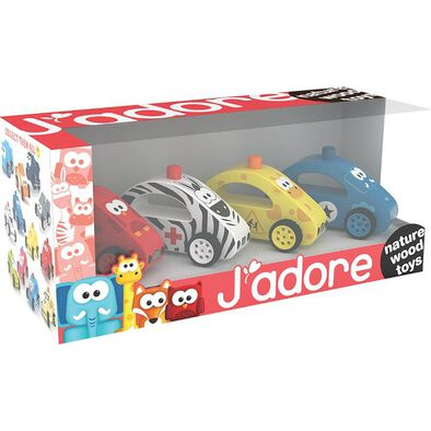 J'adore Jungle Buddies Mini Auto