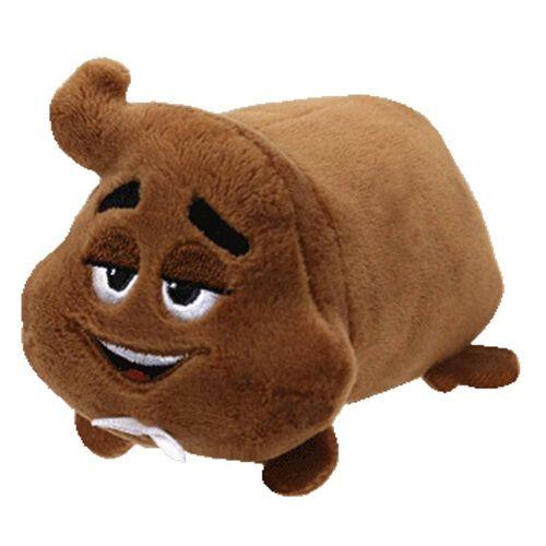 Ty Teeny 4 Inch Emoji Movie Poop