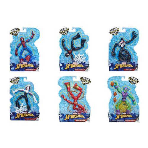 Marvel Spider-Man Bend And Flex Figure - Assorted