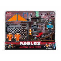 Roblox Environment Set Great Escape Wave 5