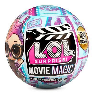 L.O.L. Surprise Movie Magic Doll - Assorted