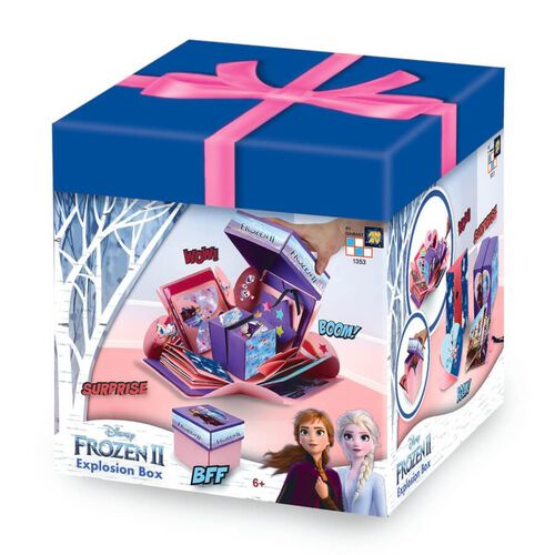Disney Frozen 2 Explosion Box