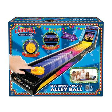 Carnival Electronic Arcade Alley Ball