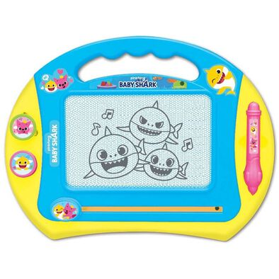 Pinkfong Baby Shark Magnetic Drawing Board