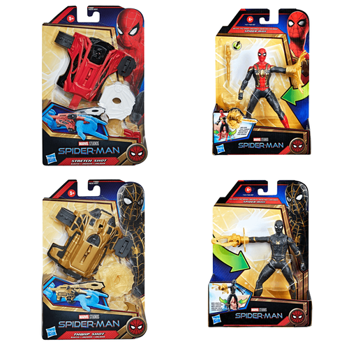 Marvel Spider-Man 6 Inch Deluxe Figure - Assorted