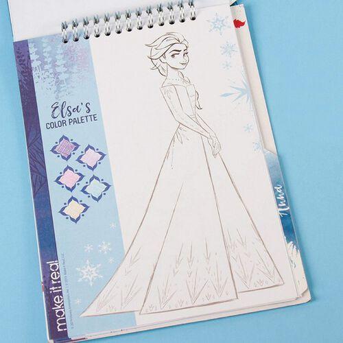 Disney Frozen 2 Sketchbook With Light