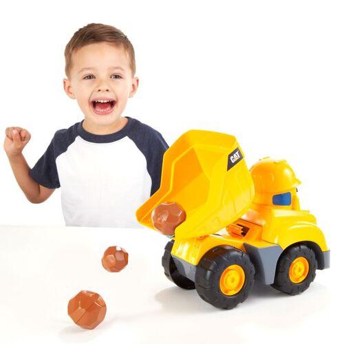 Cat Junior Crew Construction Buddies Dump Truck