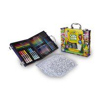 Crayola Silly Scents Mini Art Case