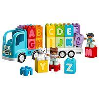 LEGO Duplo Alphabet Truck 10915