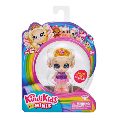 Kindi Kids Minis S2 Mini Doll Tiara Sparkles