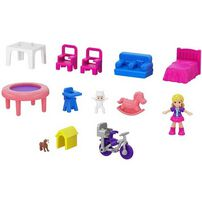 Polly Pocket Pollyville Polly's House