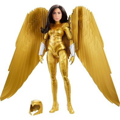 Barbie Wonder Woman Golden Armour Doll