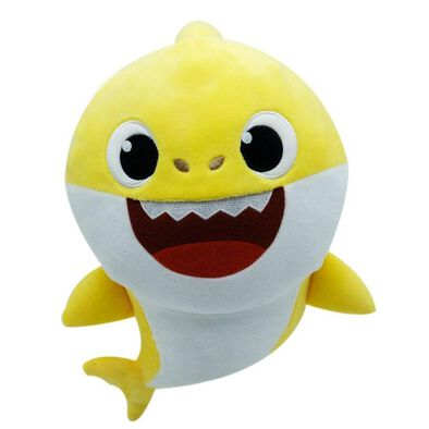 Pinkfong Shark Family Sound Doll Baby Shark