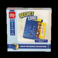 Play Pop Secret Code