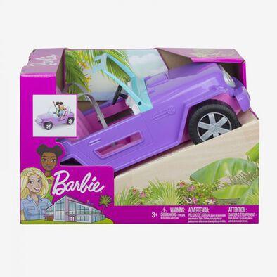 Barbie Vehicle