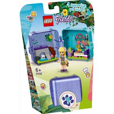 LEGO Friends Stephanie's Jungle Play Cube 41435
