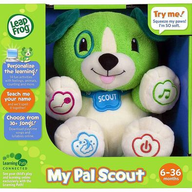 LeapFrog Learning Friend Scout