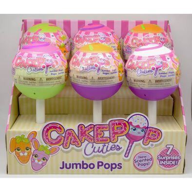 Cake Pop Cuties Jumbo Pop Singles