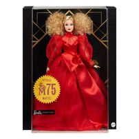 Barbie Signature 75th Anniversary Doll Blonde