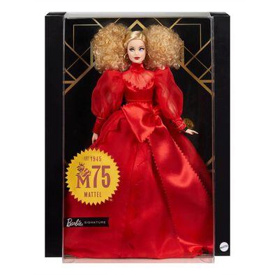 Barbie Signature 75th Anniversary Doll Blonde