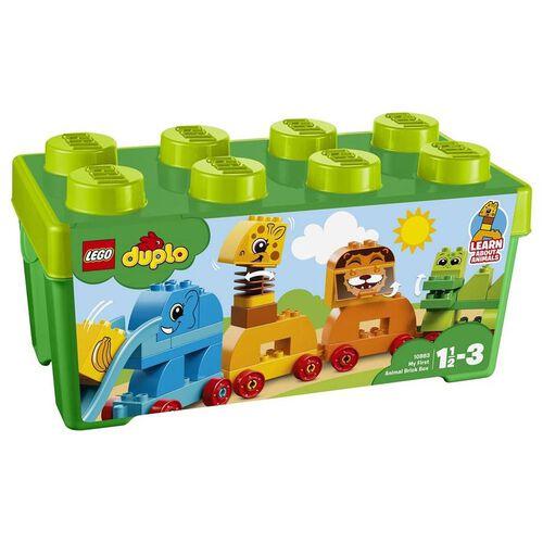 LEGO Duplo My First Animal Brick Box 10863