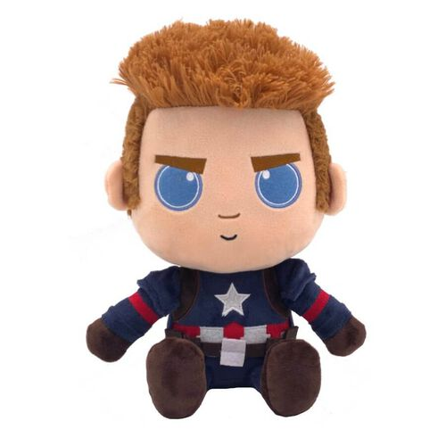 Marvel 10 Inch Captain America Soft Toy