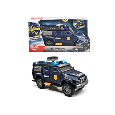 Dickie Toys Large Action Series Special Unit