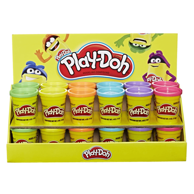 Play-Doh Single Can - Assorted