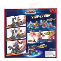 Akedo Series 1 Starter Pack Power Punch - Assorted