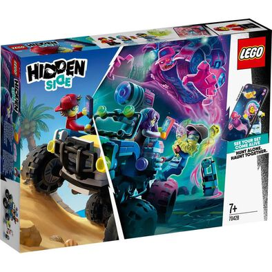 LEGO Hidden Side Jack's Beach Buggy 70428
