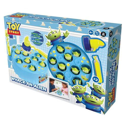 Toy Story Whack-An-Alien