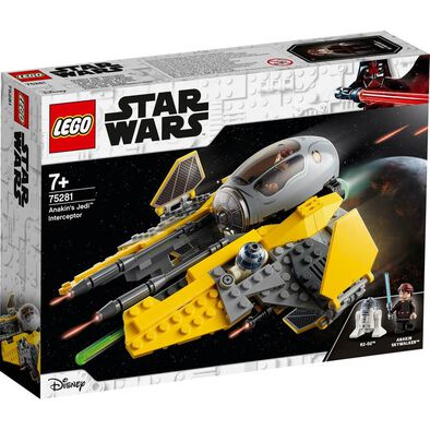LEGO Star Wars Anakin's Jedi Interceptor 75281