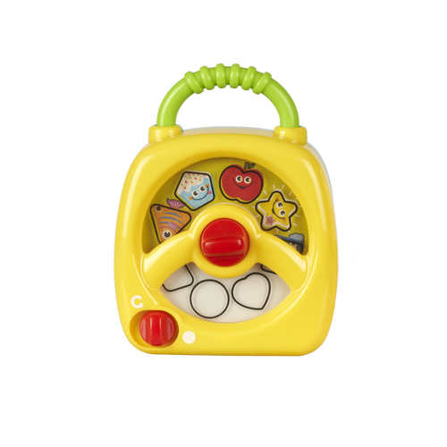 Top Tots Wind-Up Music Box - Assorted