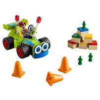 LEGO Toy Story Woody and RC Set 10766