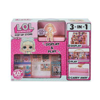 L.O.L. Surprise Pop Up Store