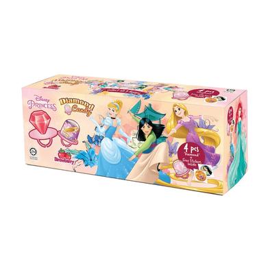 Disney Princess Novelty Diamond Candy