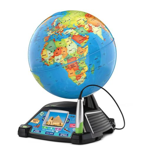 LeapFrog Magic Adventures Globe