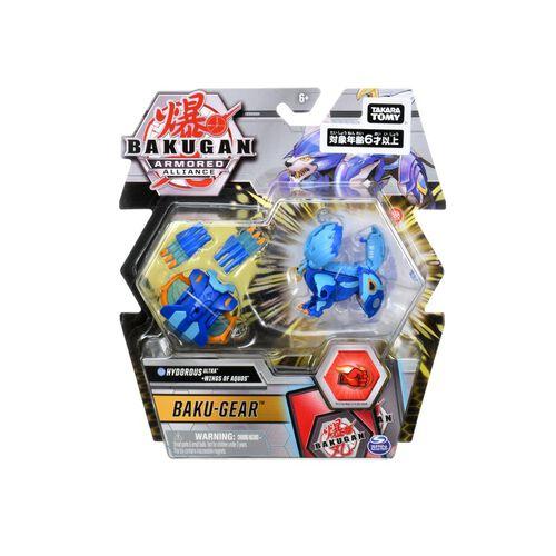 Bakugan S2 38B Hydorous V2 Blue