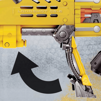 NERF N-Strike Icon Series Longshot CS-6