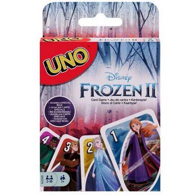 Uno Frozen 2