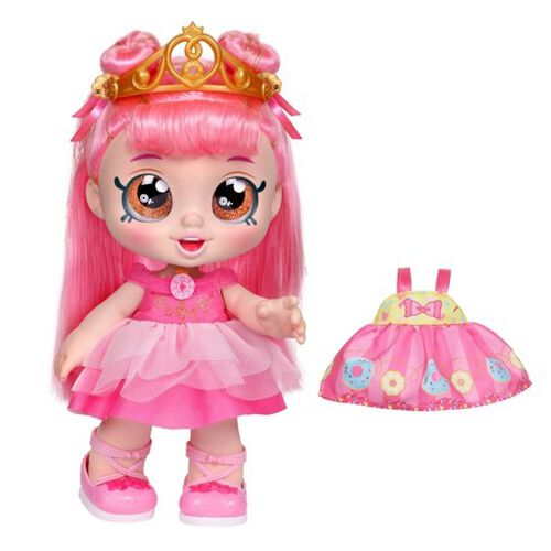 Kindi Kids S3 Dress Up Doll - Donatina