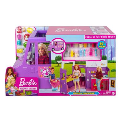 Barbie Fresh 'N' Fun Food Truck