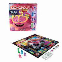 Trolls World Tour Monopoly Junior