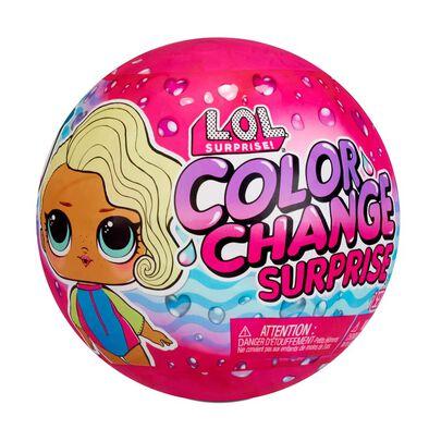 L.O.L. Surprise Color Change Dolls - Assorted