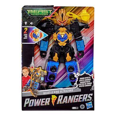 Power Rangers Beast Morphers Beast-X King Ultrazord 12.5 Inch Action Figure