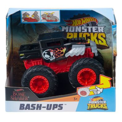 Hot Wheels Monster Trucks 1:43 Bash Ups Assortment
