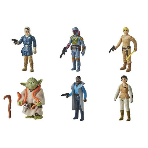 Star Wars Retro Collection - Assorted
