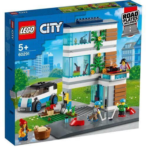 Lego City Community Family House 60291